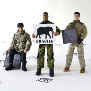 GI Jo Elephant Fragile # 5